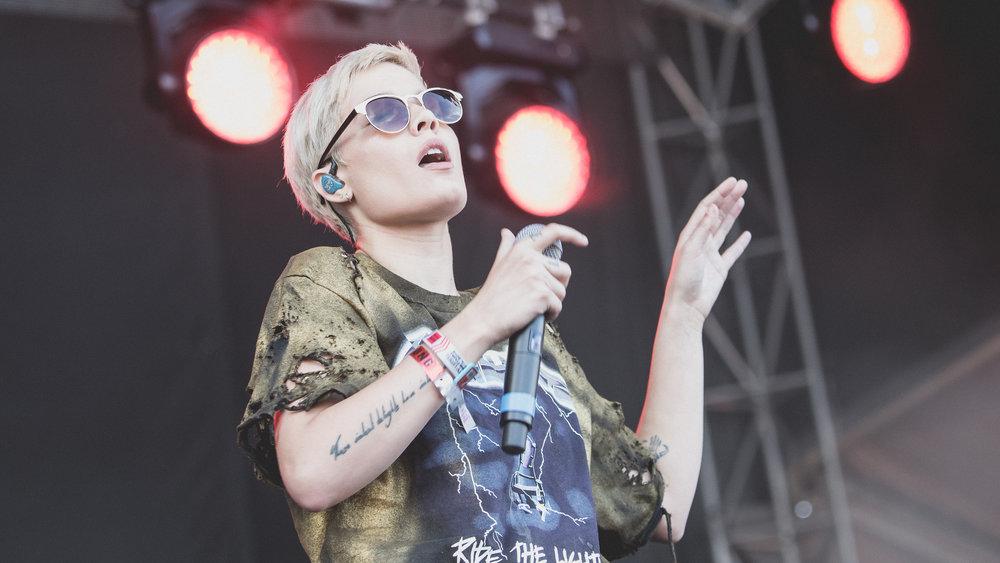 Halsey @ Austin City Limits - Live Music