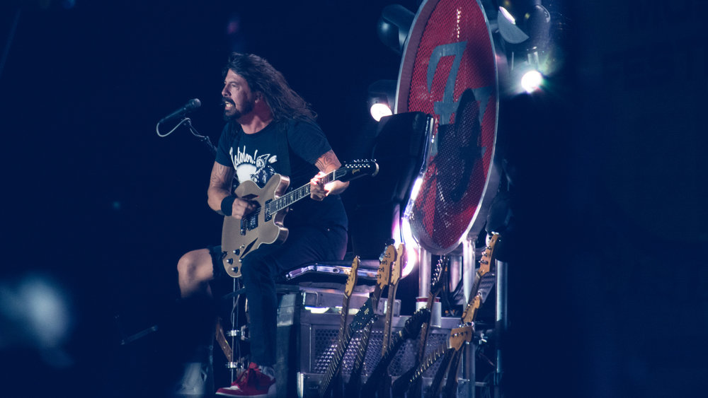 Foo Fighters @ Austin City Limits - Live Music