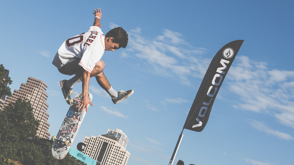 Volcom Demo - Action Sports
