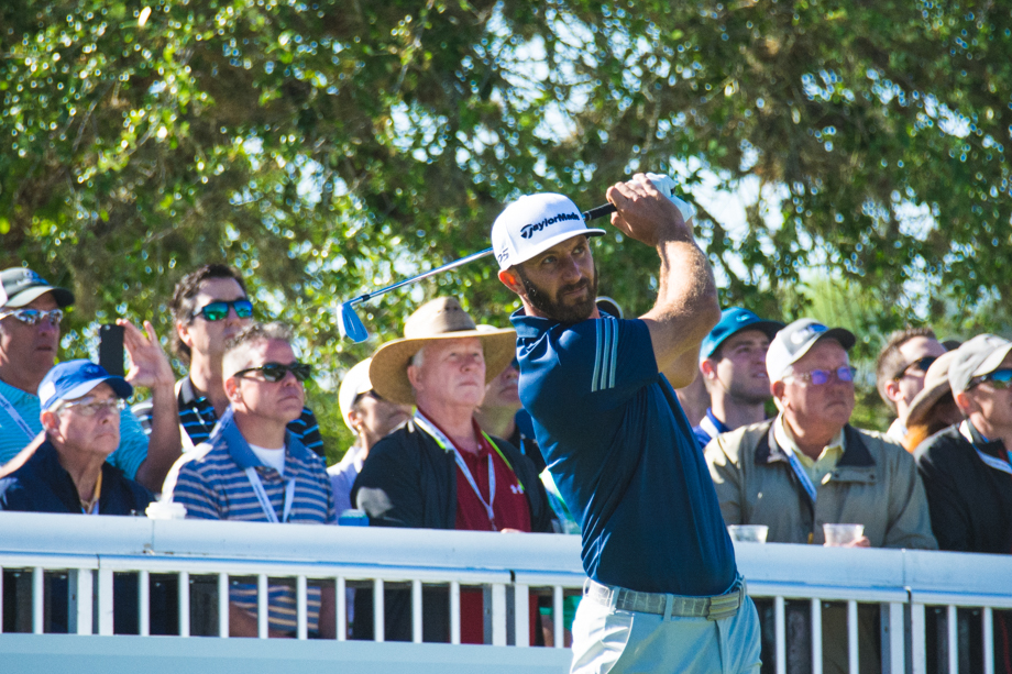 Dustin Johnson @ Dell Match Play - Live Sports