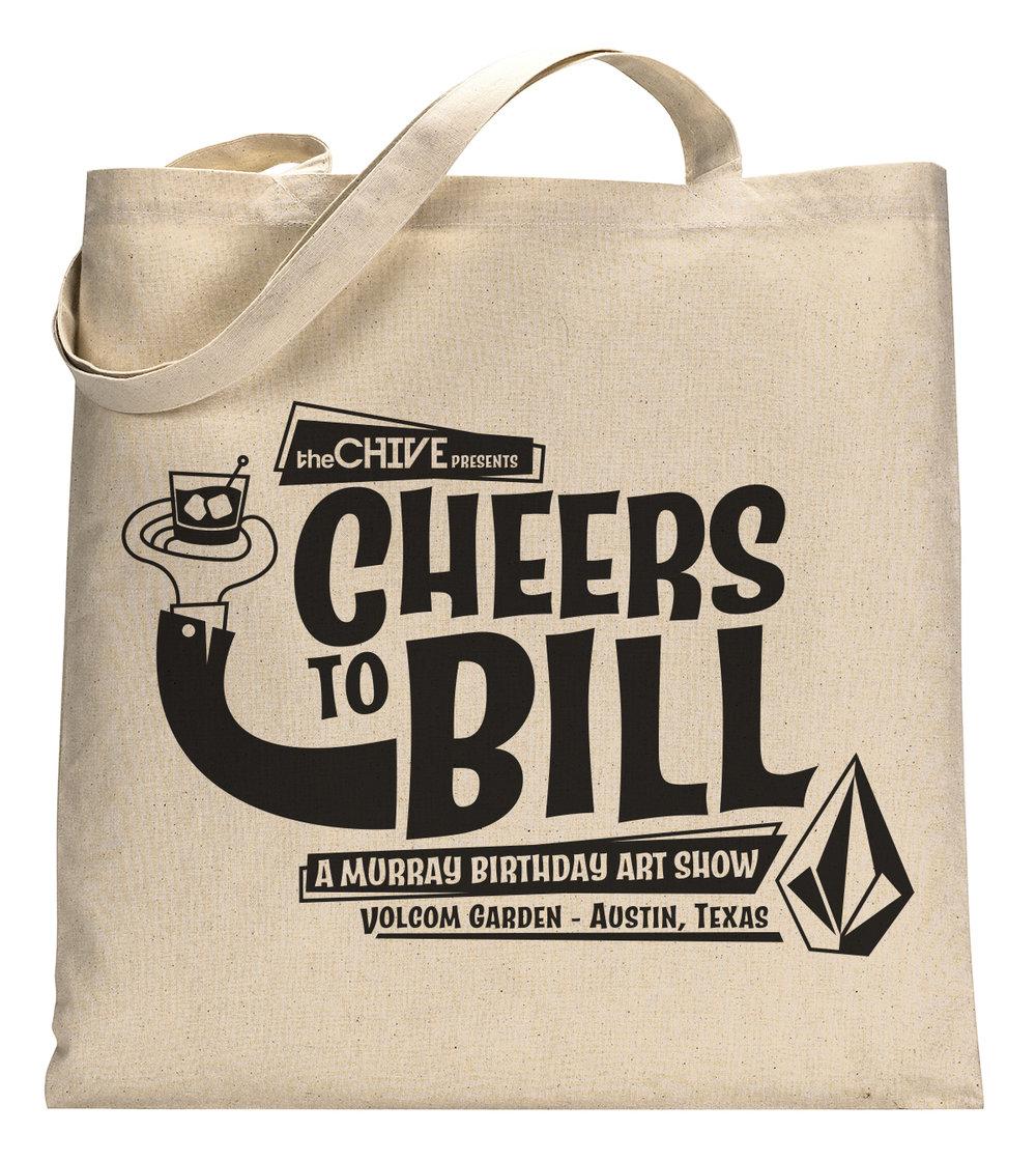 Tote bag giveaway mockup