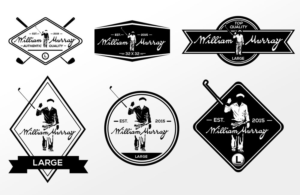 Label concepts for various apparel applications