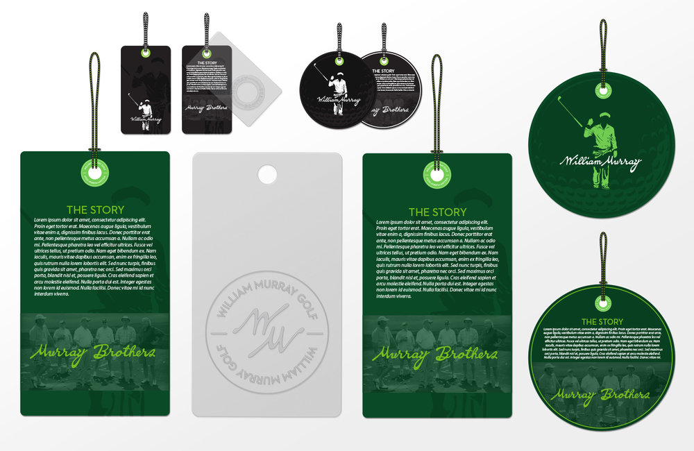 Hang tag designs