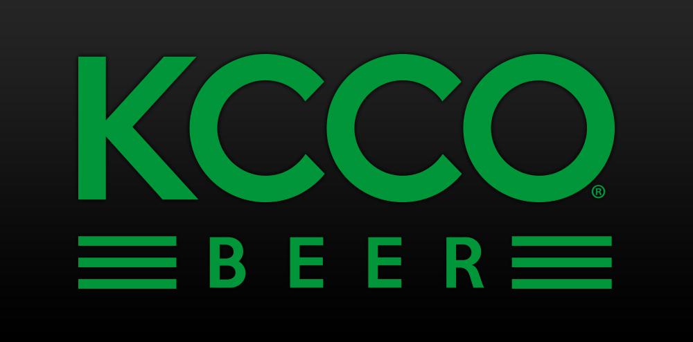 Updated KCCO Beer logo
