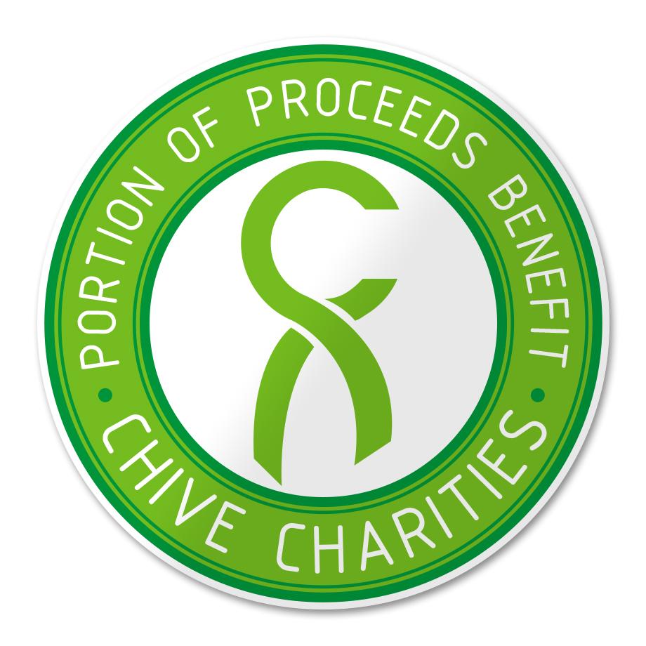 Chive Charities lockup