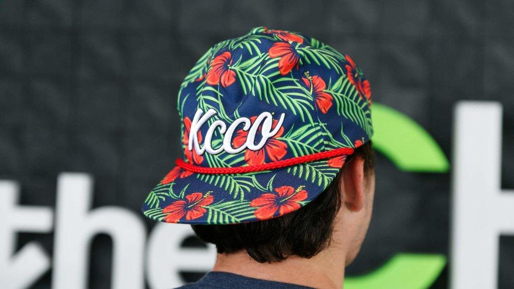 Custom Pattern Rope Hat