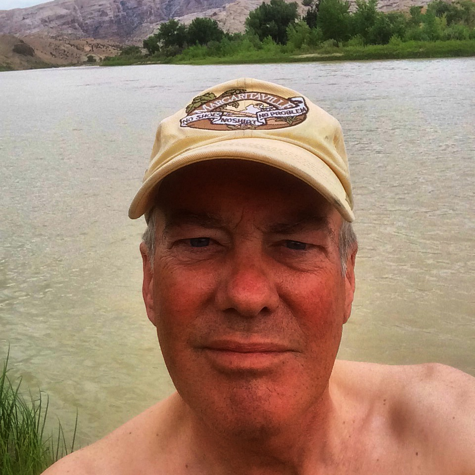 Skinny Dipping in the Green River