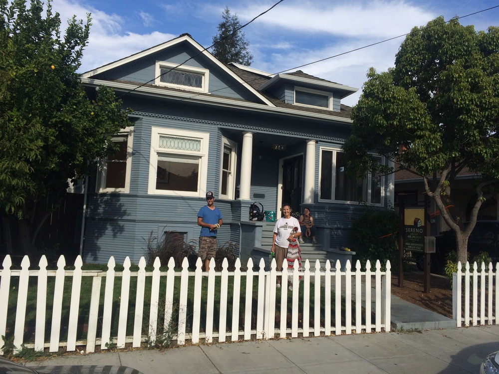 The new house - 264 N 12th St, San Jose...
