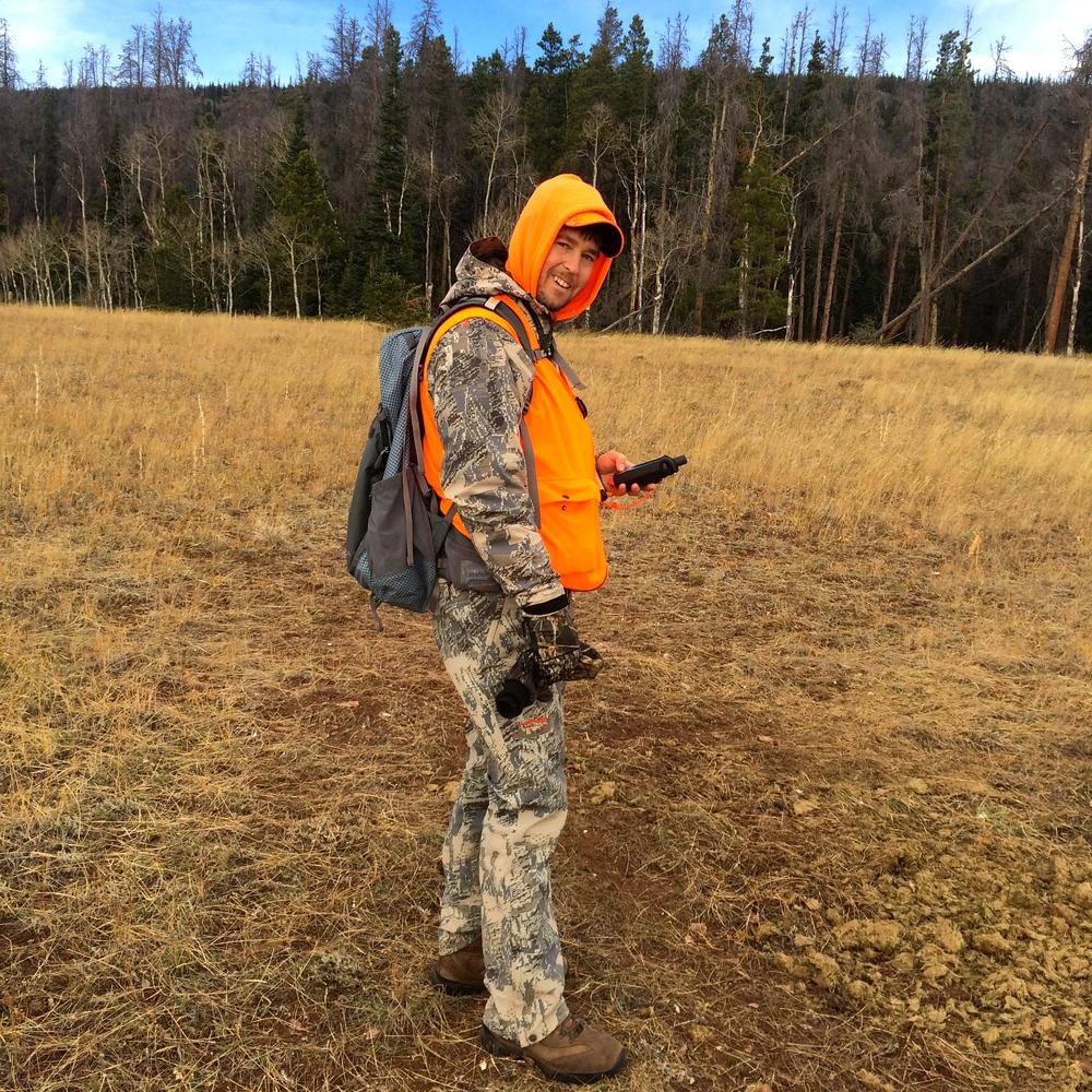 Hey Ben, find me an elk!