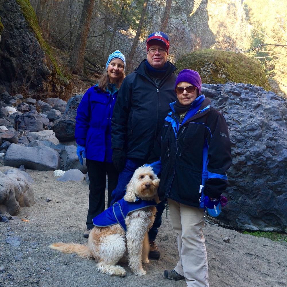 Spokane hiking club