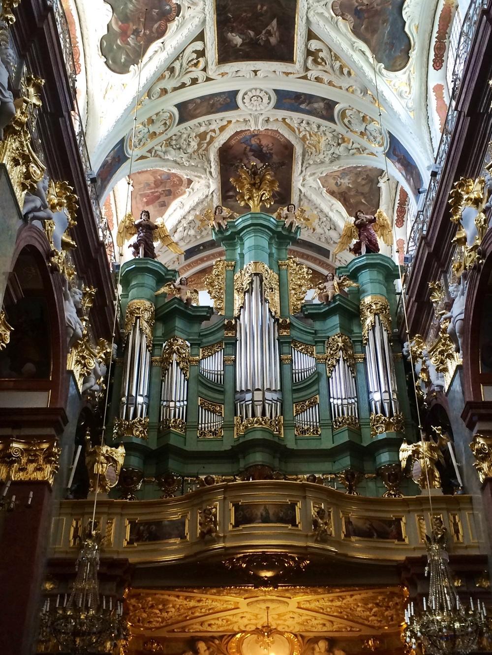 Beautiful organ