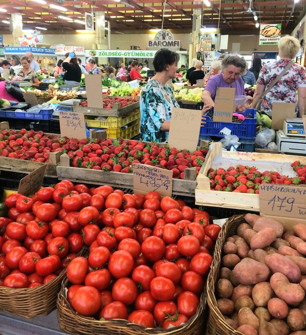 Fruits and veggie heaven