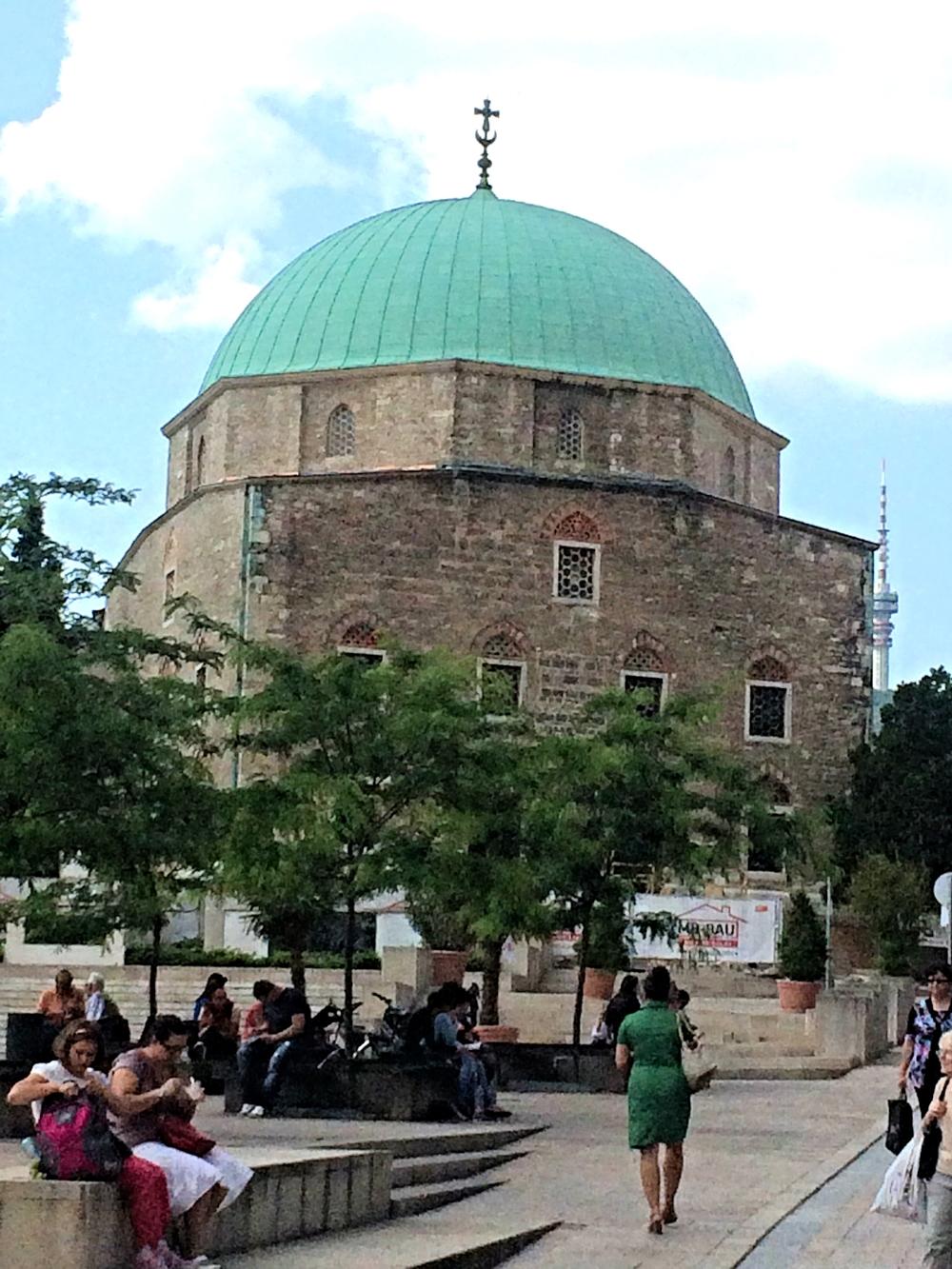 1545 Mosque of Pasha Qasim, now a church again