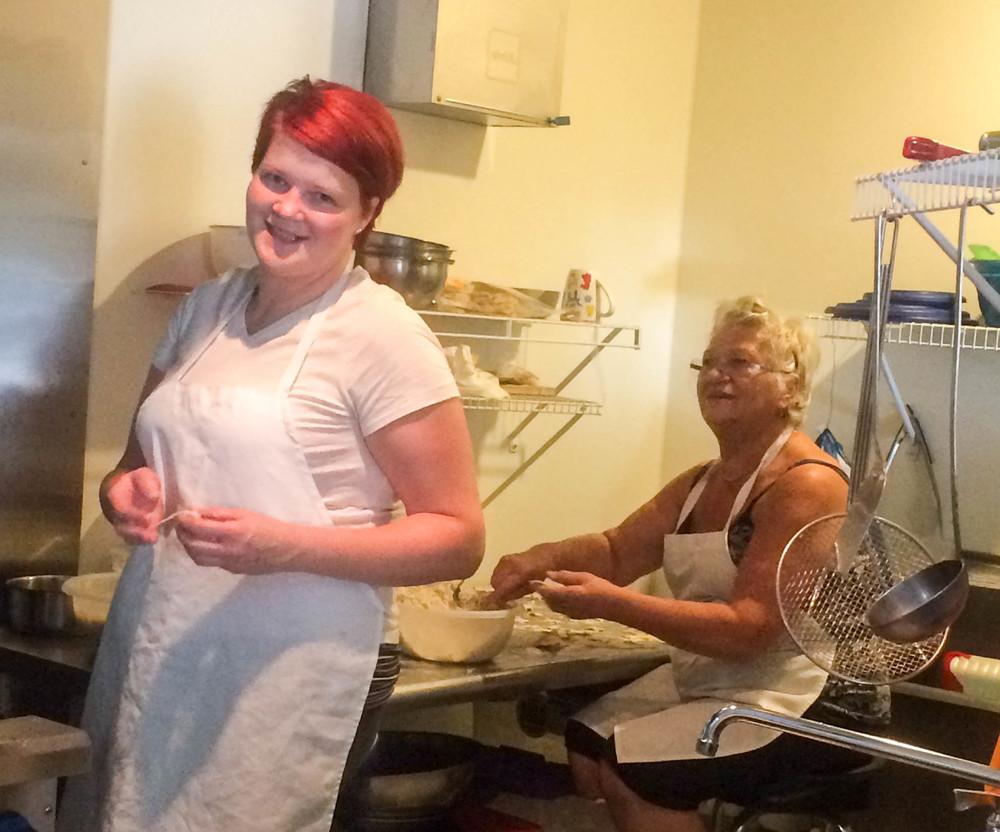 Polanka kitchen - handmade pierogis