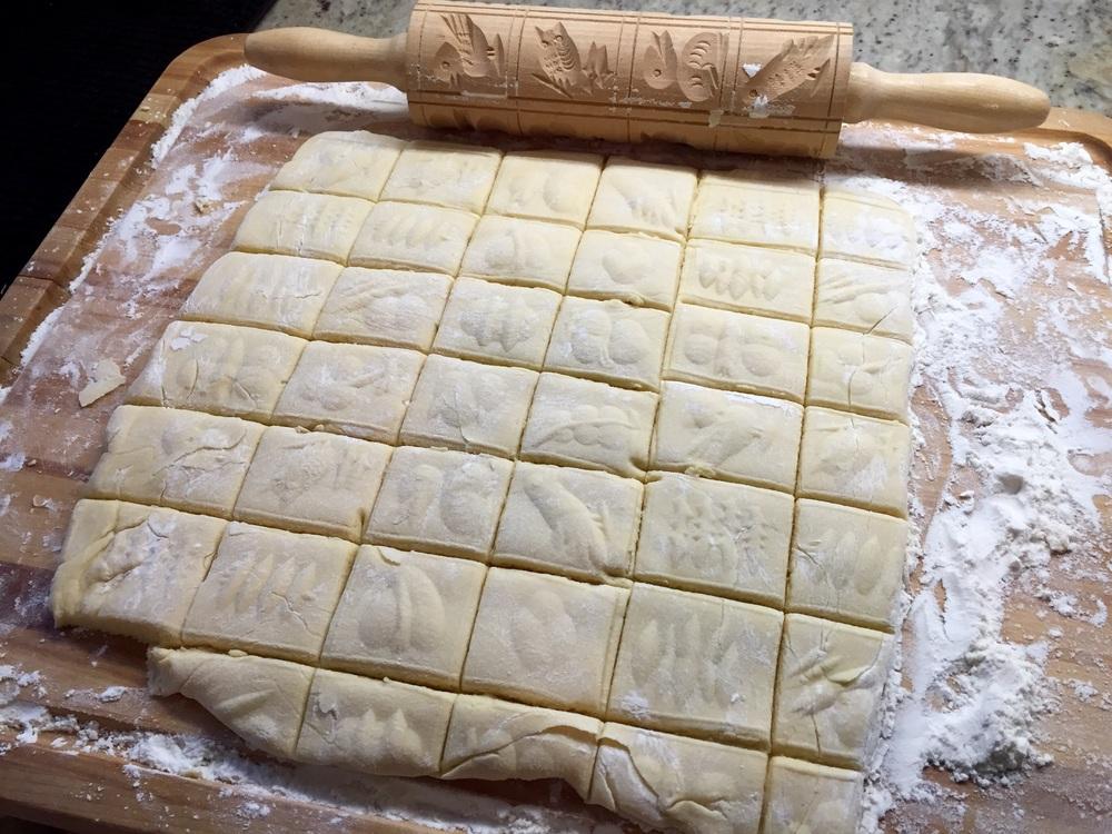 Grandma Steyer's German Springerle cookies