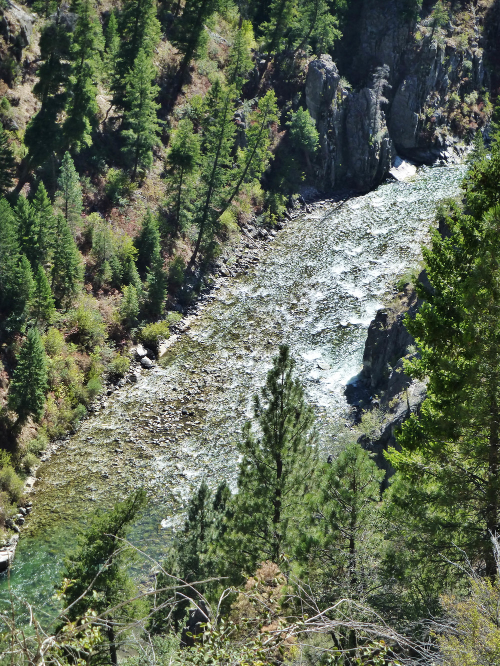 The Payette River