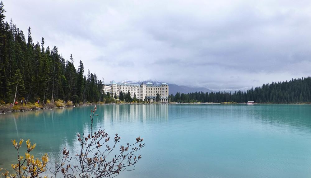 Fairmont Lake Louise Lodge