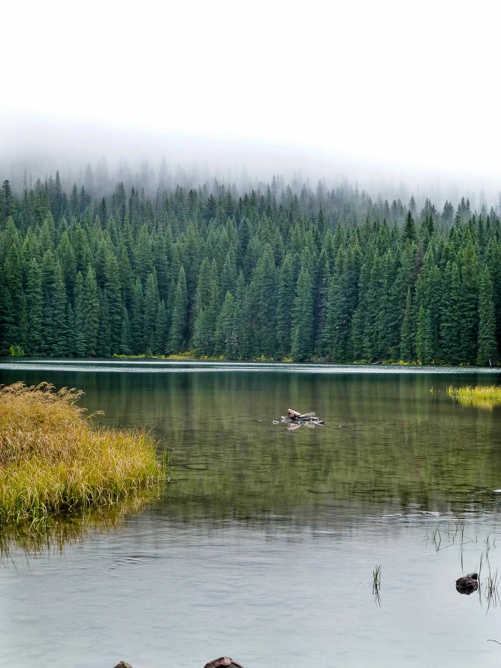 Lake Akamina