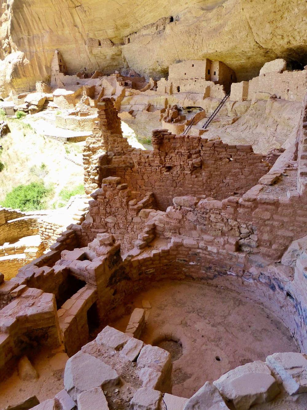 Long House Pueblo