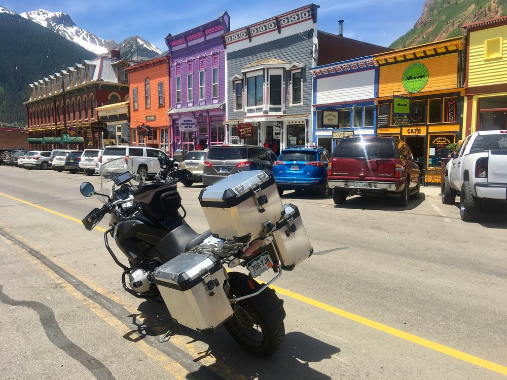 Main Street Silverton, Colorado