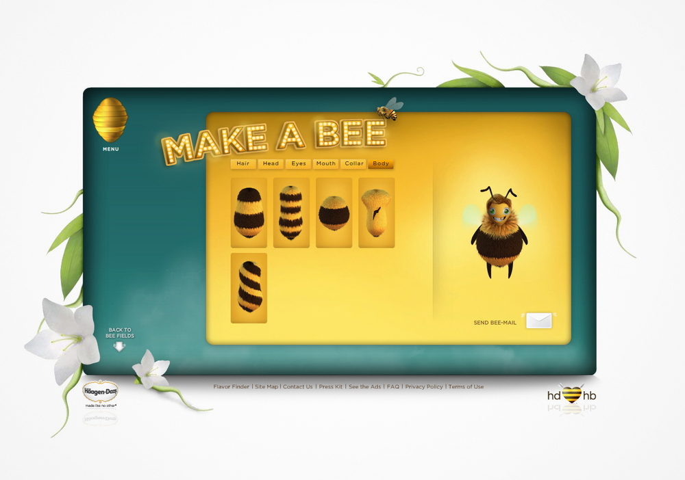 Make A Bee / B-Mail