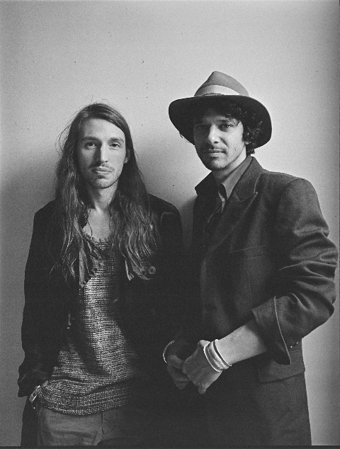 Graham Tabor (L) and Miguel Villalobos (R).