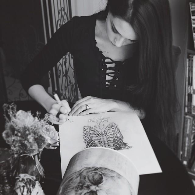 Casstronaut, Cassie Meder, Velvit, illustrator, film maker