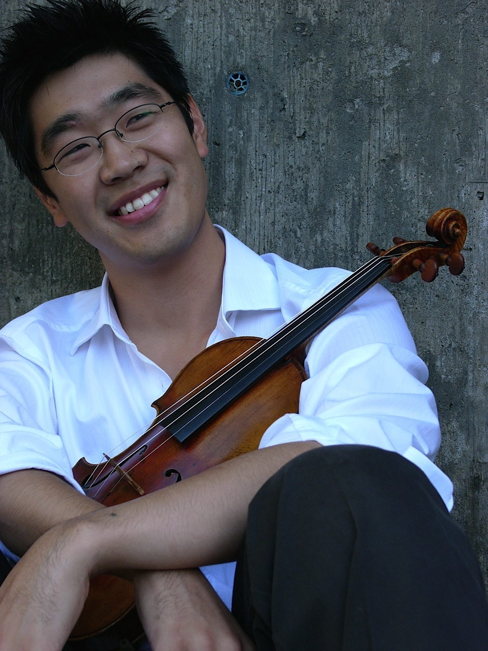 Soovin Kim  First American to win the first prize in the Paganini International Competition