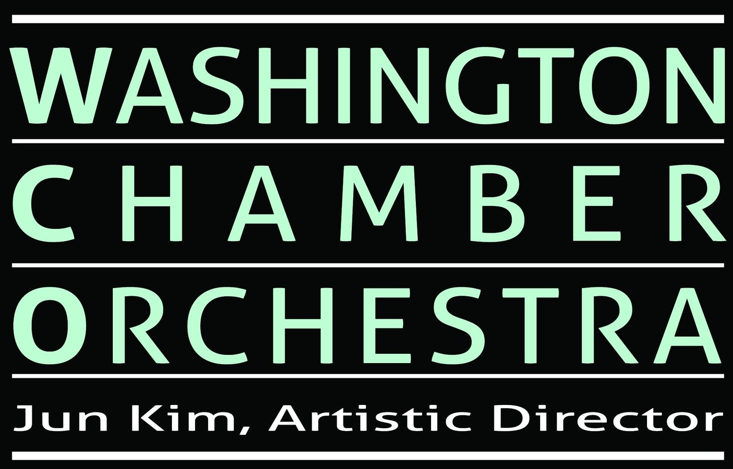 The WASHINGTON CHAMBER ORCHESTRA