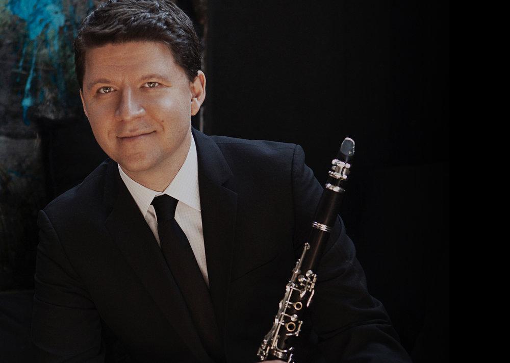 Alexander Fiterstein, Clarinet