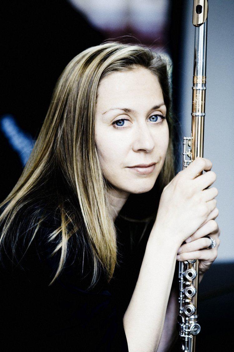 """Piccinini plays Mozart - Mozart flute concert No. 2 in D majorBeethoven Symphony No.3 """"Eroica""""Jun Kim, ConductorMarina Picinini, Flute"""