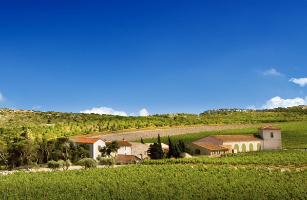 "Gerard Bertrand's Château l""Hospitalitat in Languedoc-Roussillan"