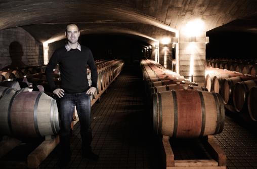 Craggy Range Chief Winemaker Matt Stafford