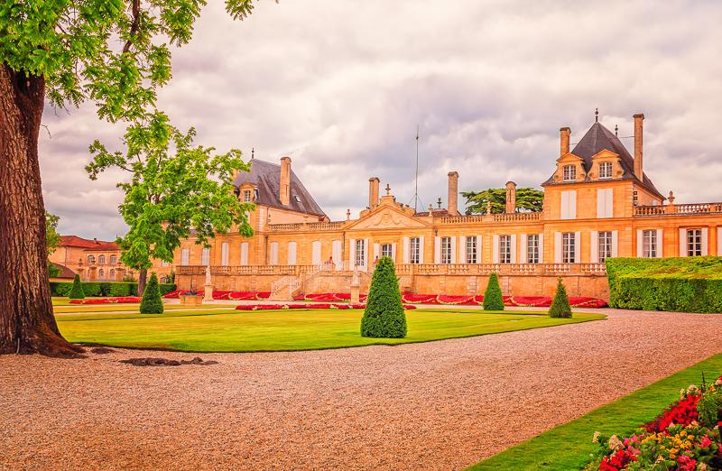 Château Beychevelle (c) Lyn Farmer