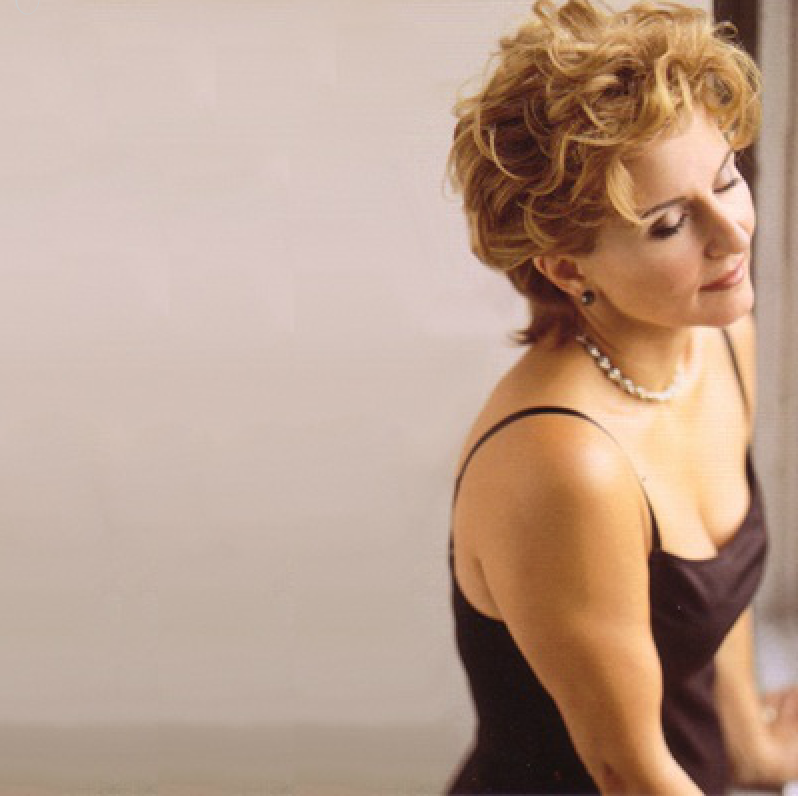 Janis Siegel, appearing January 14 at Broward Center for the Performing Arts