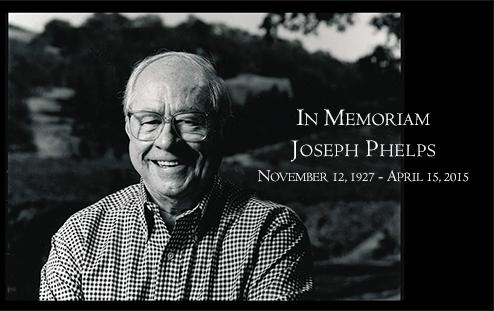 Photo: Joseph Phelps Vineyards