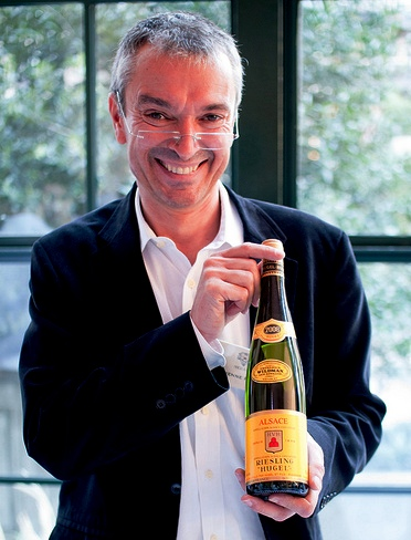 Etienne Hugel (1958-2016) Photo courtesy of Hugel