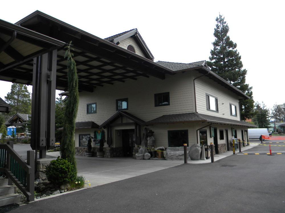Redwood Motel, Building C Grants Pass, Oregon Heiland Hoff, Project Architect