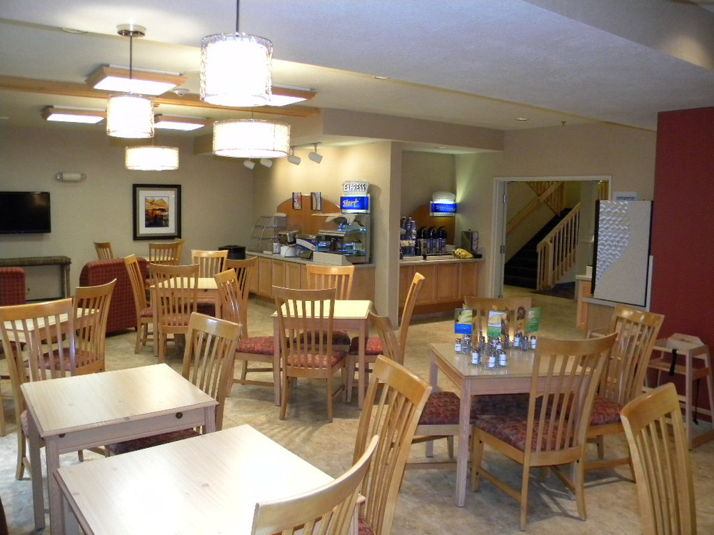 Holiday Inn, New Dining Center Grants Pass, Oregon Heiland Hoff, Project Architect
