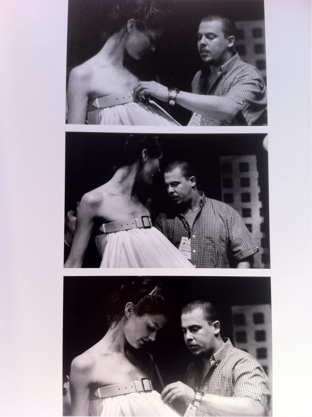 66lanvin: LOVE looks NOT with the EYES by McQUEEN……..No.27