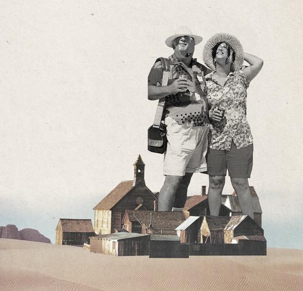 caro-ma: Les touristes ©CARO-MA