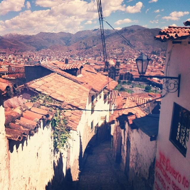 A lovely day in #cusco. Remember to #artfulventure to win AV$$! Rules on profile.