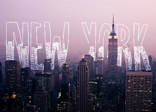 New York. Love.  Follow for Wanderlust+Indie+Art+Fashion