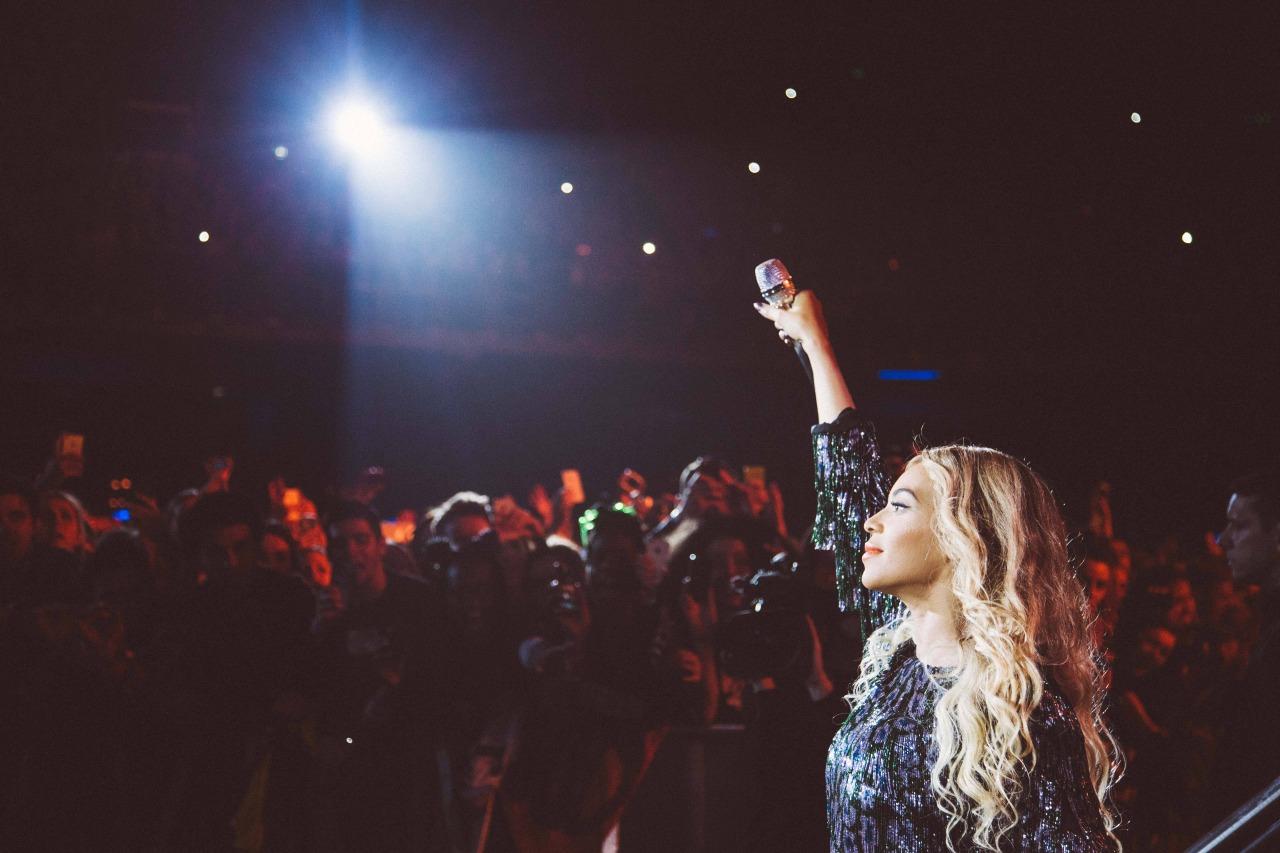beyonce: The Mrs. Carter Show World Tour Dublin 2014 Photo Credit: Robin Harper