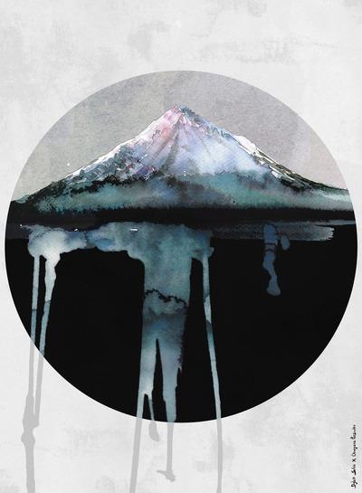 usoly: (via The Island | by Dylan Silva & Georgiana Paraschiv Art Print by Georgiana Paraschiv | Society6)