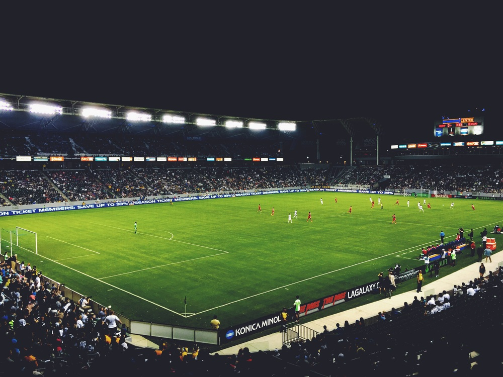 La Galaxy vs. FC Dallas - 9/21/14 (mls)