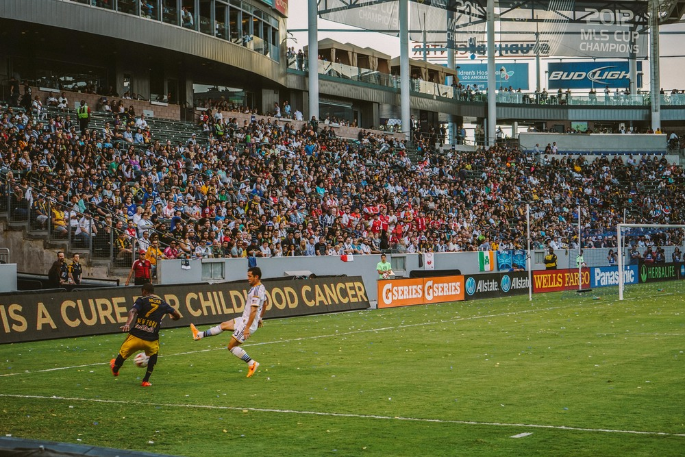 NY Red Bulls @ LA Galaxy