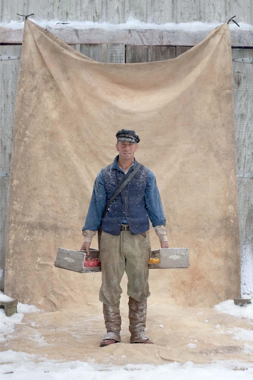 1940's Farm Worker