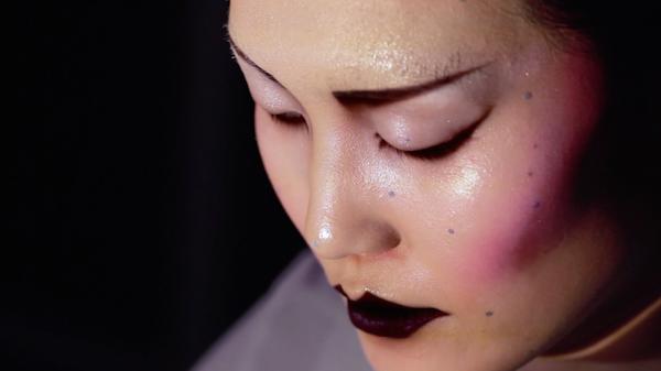 3D makeup Vanichi Magazine