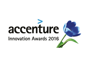 Winner of the Accenture Innovation Award